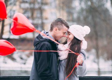 Ljubav se zaista vidi u očima