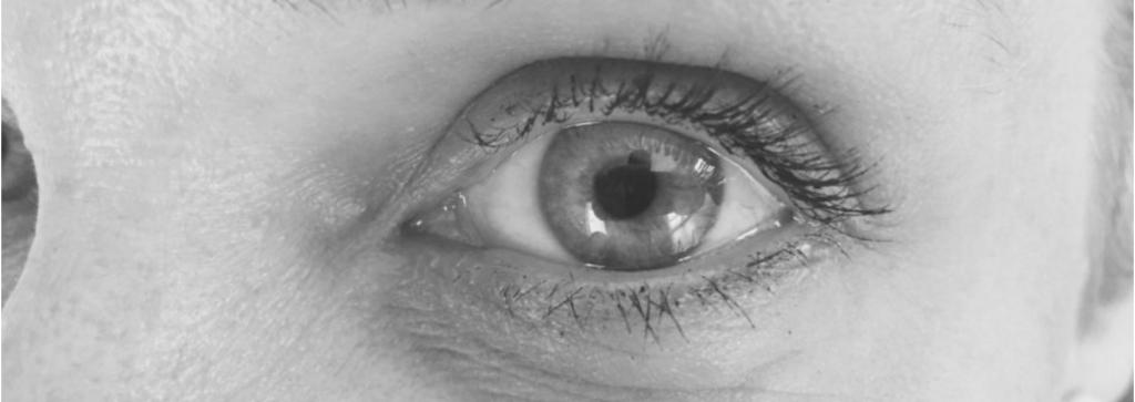 oko oči usko jedno vid