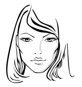 Ovalni oblik lica
