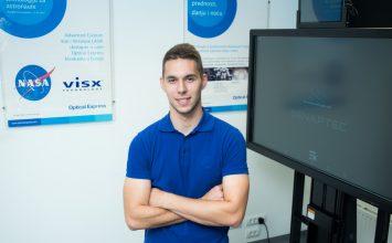 Marko Pjaca među prvima isprobao revolucionarnu tehnologiju klinike Optical Express