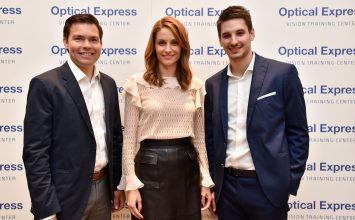 Optical Express predstavio revolucionarni Vision training center
