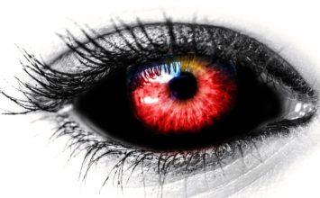 Tetoviranje očne jabučice može vas oslijepiti