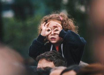 Aktivnosti za razvijanje vida kod djece: koje su igre primjerene za dječju dob