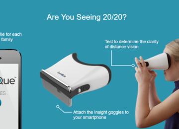 Uskoro ćete moći testirati svoj vid kod kuće