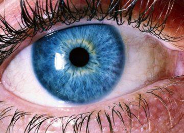 Oči govore jako puno o nama samima