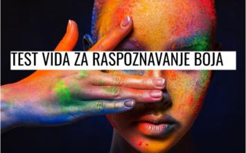 Daltonizam – Riješite test vida za raspoznavanje boja!
