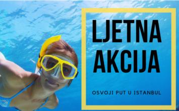 Ljeto bez dioptrije nikad bliže – skinite dioptriju uz popuste i osvojite put u Istanbul za dvoje!