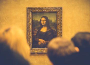 Problem s vidom – Leonardo Da Vinci imao je strabizam, a Monet je slikao s mrenom