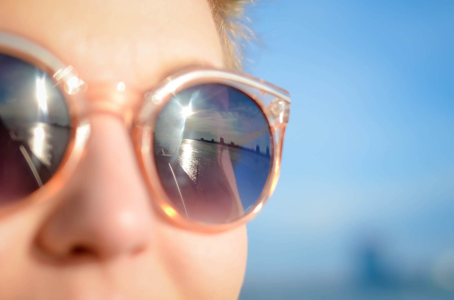 kupanje u moru s lećama