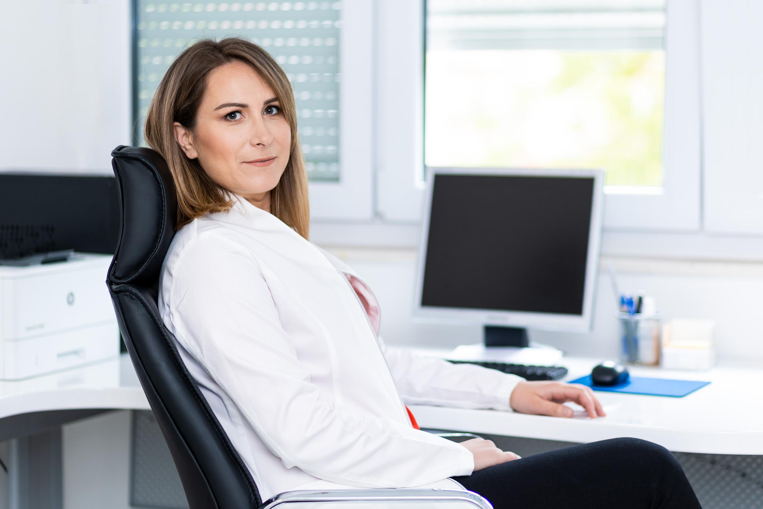 Dr. Anđela Jukić Oftalmolog