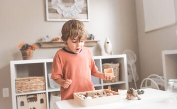 Kako spriječiti ozljede oka od igračaka kod djece?