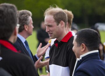 Princ William otkrio da mu loš vid smanjuje strah od javnog nastupa!